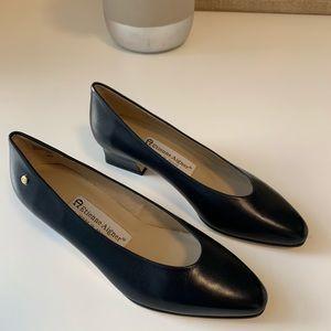 ETIENNE AIGNER Vintage Style MADRID Heels Pumps 5